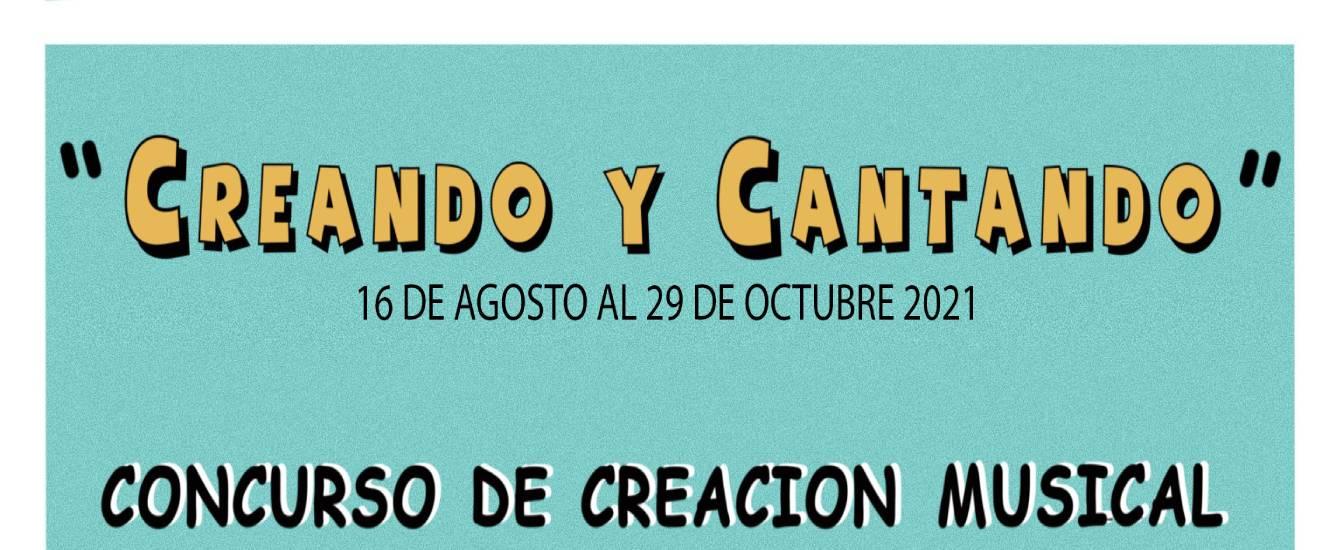 AFICHE CANTANDO Y CREANDO 1 (1)